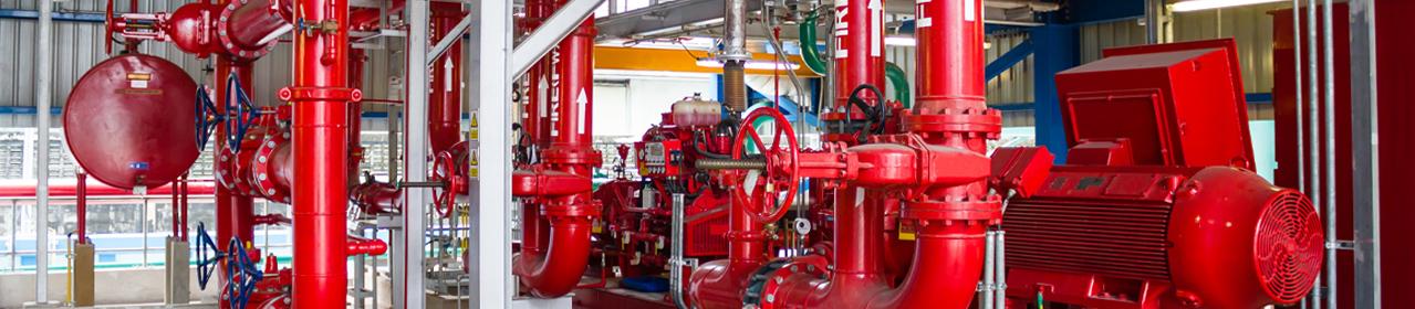 Fire Sprinkler Inspection & Maintenance