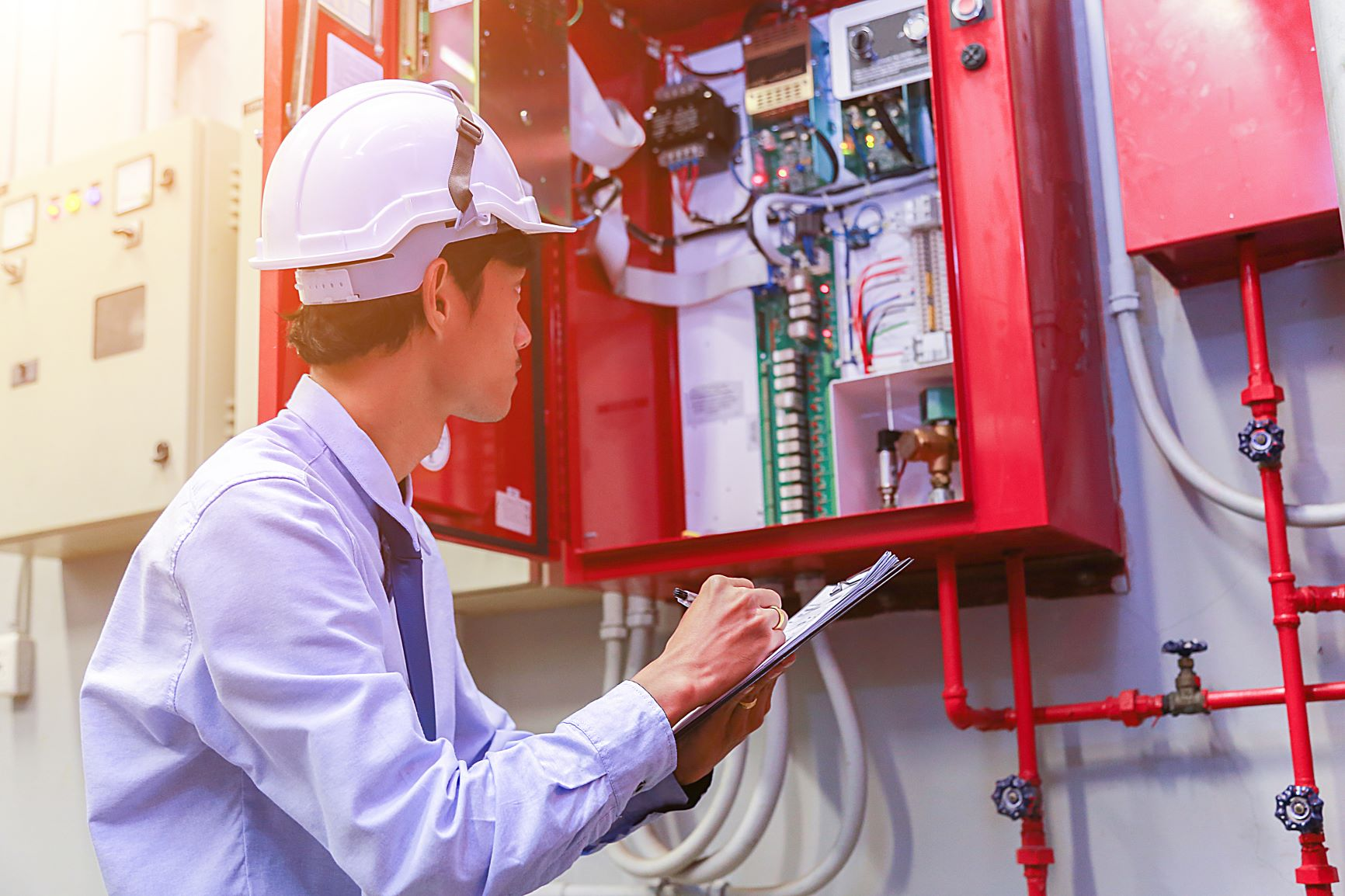 fire protection inspections and maintenance