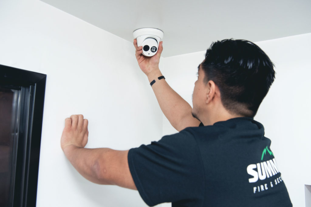Summit Fire & Security is an industry leader in security systems.