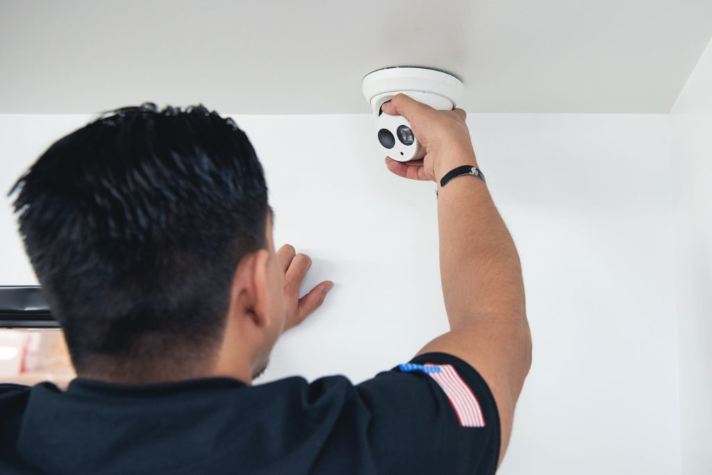 Keep your security system up-to-date with routine inspections and maintenance